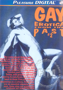 Gay Erotica From The Past #2 Box Cover
