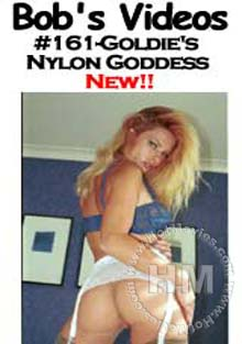 Goldie's Nylon Goddess