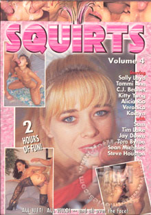 Squirts Volume 4 Box Cover