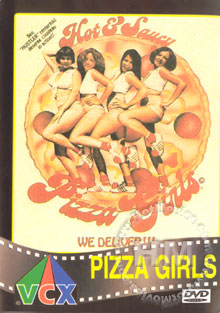 Hot & Saucy Pizza Girls Box Cover