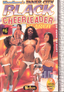 Inner City Black Cheerleader Search #6 Box Cover