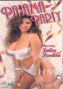 Pajama Party Box Cover