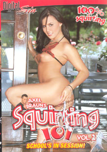 Squirting 101 Vol. 2 Box Cover
