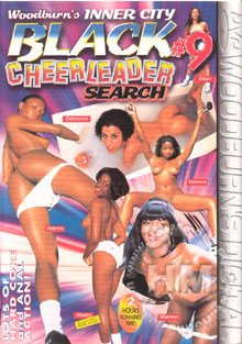 Inner City Black Cheerleader Search #9 Box Cover