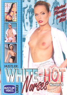 White-Hot Nurses Number 4 Box Cover
