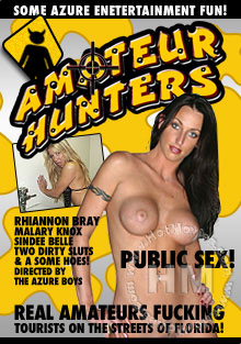 Amateur Hunters Box Cover