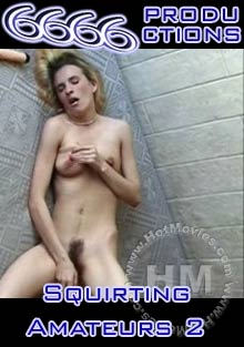 Squirting Amateurs 2 Box Cover