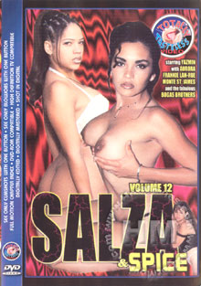Salza & Spice Volume 12 Box Cover