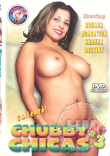 Chubby Chicas #3 Box Cover
