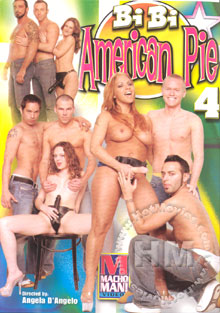 Bi Bi American Pie 4 Box Cover