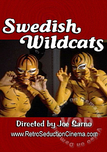 Swedish Wildcats Box Cover
