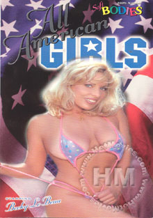 All American Girls Box Cover