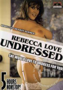 Rebecca Love Undressed Box Cover