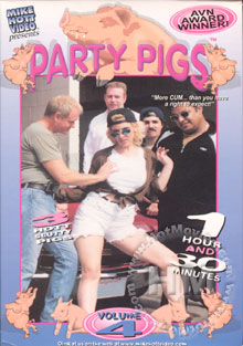 Party Pigs Volume 4 Box Cover