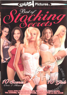 Best Of Stocking Secrets Box Cover