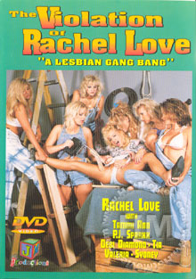 The Violation Of Rachel Love Box Cover