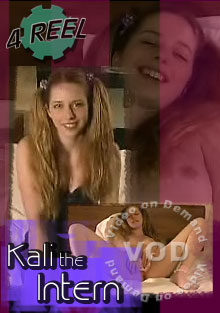 Kali the Intern Box Cover