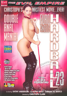 Euro Angels Hardball 23 Box Cover