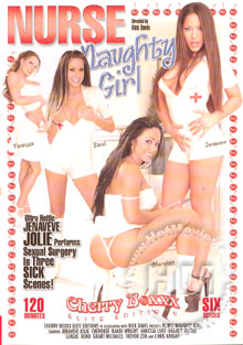 Nurse Naughty Girl Box Cover
