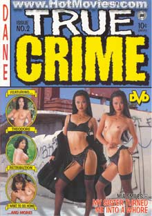 True Crime, Issue #2 Box Cover