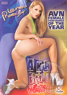 Lauren Phoenix AKA Filthy Whore Box Cover