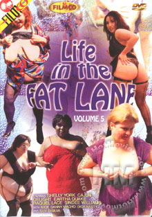 Life In The Fat Lane Volume 5 Box Cover