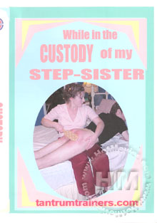 While In The Custody Of My Step-Sister Box Cover