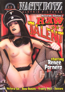 Raw Talent Box Cover