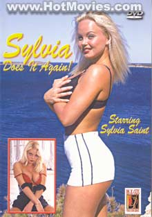 Sylvia Does it Again Box Cover