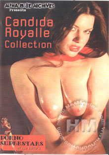 Candida Royalle Collection Box Cover