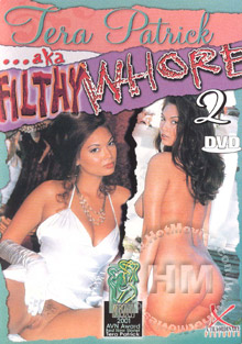 Tera Patrick...AKA Filthy Whore 2 Box Cover