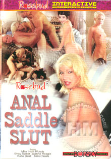 Anal Saddle Sluts Box Cover - Login to see Back