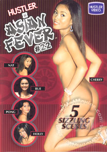 Asian Fever #22 Box Cover