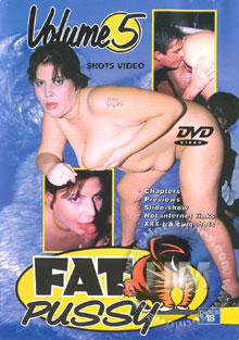 Fat Pussy Volume 5 Box Cover