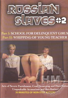 Russian Slaves #2 Box Cover