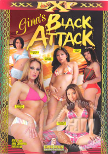 Gina's Black Attack Box Cover