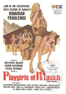 Playgirls Of Munich Box Cover