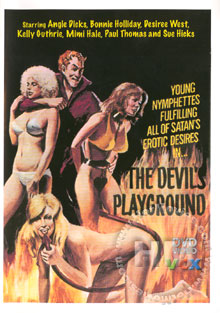 The Devil's Playground Box Cover