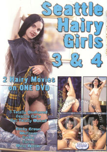 Seattle Hairy Girls 4 Box Cover