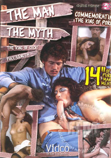 The Man The Myth Box Cover - Login to see Back
