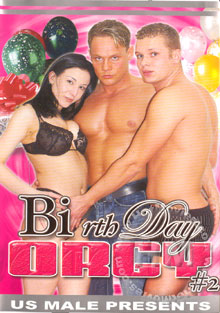 Bi-rth Day Orgy #2 Box Cover