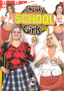 Chunky School Girls #4 Box Cover