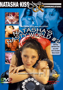 Natasha's Nasty World #2 Box Cover