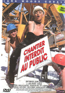 Chantier Interdit Au Public Box Cover