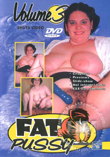 Fat Pussy Volume 3 Box Cover
