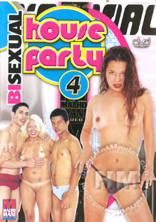 Bisexual House Party 4 Box Cover