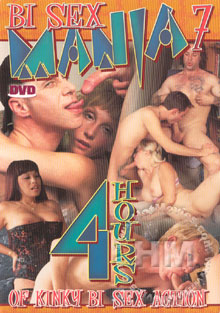 Bi Sex Mania 7 Box Cover