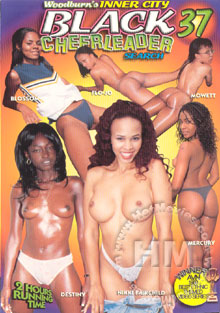 Inner City Black Cheerleader Search #37 Box Cover