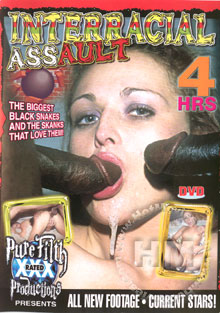 Interracial ASSault Box Cover