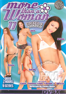 More Than A Woman 11 - Cocked & Loaded